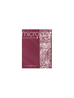 Christopher Norton: Microjazz Trumpet Collection Book 1 Books | Trumpet, Piano Accompaniment