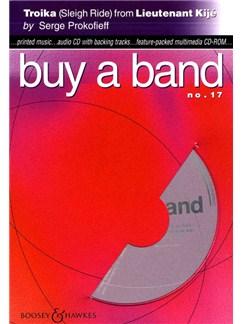 Sergei Prokofiev: Troika (Lieutenant Kije) - Buy A Band CDRom CD-Roms / DVD-Roms |