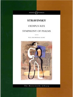 Igor Stravinsky: Oedipus Rex And Symphony Of Psalms Books | Orchestra