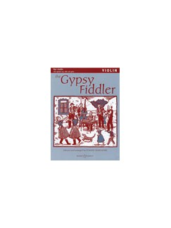 The Gypsy Fiddler (Violin Part Only) Books | Violin