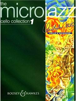 Christopher Norton: The Microjazz Cello Collection 1 Books | Cello, Piano Accompaniment
