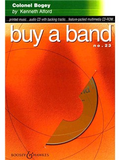 Kenneth Alford: Colonel Bogey - Buy A Band No.23 CD-Roms / DVD-Roms | All Instruments