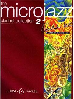 Christopher Norton: Microjazz Clarinet Collection 2 Books | Clarinet, Piano Accompaniment