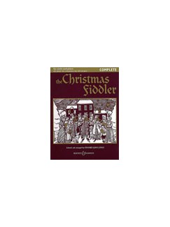 The Christmas Fiddler For Violin & Piano Books | Violin, Piano Accompaniment