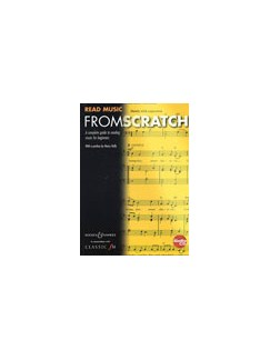 Read Music From Scratch Books and CDs |