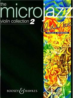 Christopher Norton: Microjazz Violin Collection Book Two Books | Violin, Piano Accompaniment