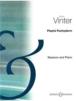 Gilbert Vinter: The Playful Pachyderm Books | Bassoon, Piano Accompaniment