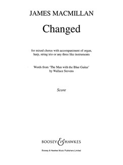 Changed Books | SATB