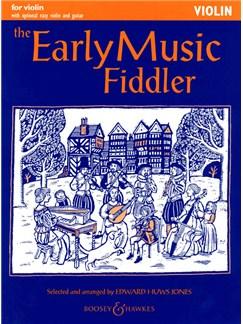 Edward Huws Jones: Early Music Fiddler (Violin Solo) Books | Violin
