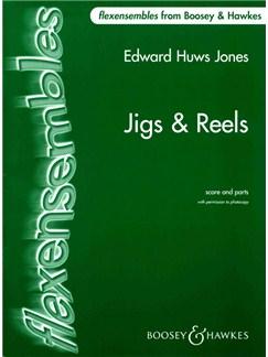 Edward Huws Jones: Jigs And Reels Books | Ensemble