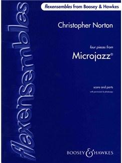 Christopher Norton: 4 Pieces From Microjazz Books | Flexible Ensemble