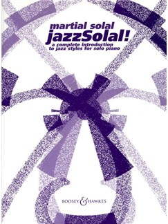 Martial Solal: JazzSolal! Books | Piano