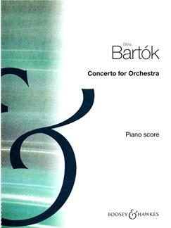 Bela Bartok: Concerto For Orchestra (Piano Score) Books | Piano Score