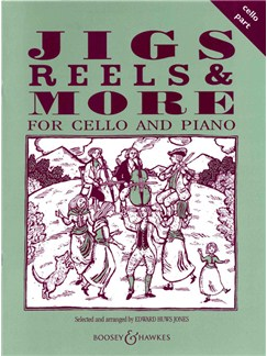 Jigs, Reels And More (Cello Part) Books | Cello