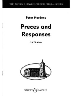 Peter Nardone: Preces And Responses Books | SATB