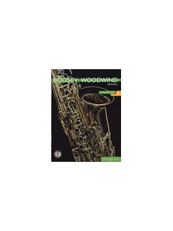 Boosey Woodwind Method: Saxophone Book 1 Books and CDs | Alto Saxophone