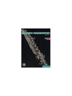 Boosey Woodwind Method: Flute Book 2 Books and CDs | Flute