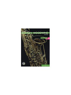 Boosey Woodwind Method: Saxophone Book 2 Books and CDs | Alto Saxophone
