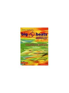 Chris Norton: Big Beats - Country Comfort (Keyboard/Piano) Books and CDs | Keyboard, Piano