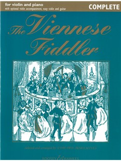 The Viennese Fiddler Complete Edition Books | Guitar, Violin, Piano Accompaniment