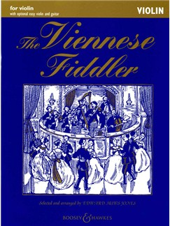 The Viennese Fiddler (Violin Part) Books | Violin