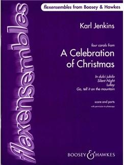 Karl Jenkins: A Celebration Of Christmas Books | Ensemble, Wind Ensemble, String Ensemble