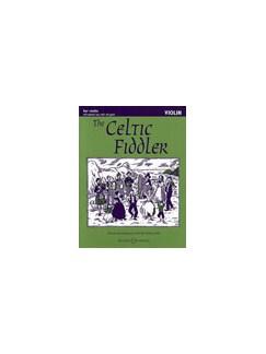 The Celtic Fiddler (Violin Part) Books | Violin