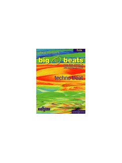 Chris Norton: Big Beats - Techno Treat Flute Books and CDs | Flute