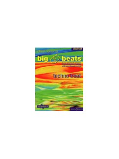 Chris Norton: Big Beats - Techno Treat Clarinet Books and CDs | Clarinet