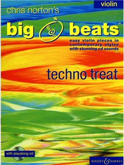 Techno Treat (Big Beats) Books | Violin