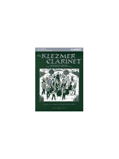 The Klezmer Clarinet (Part) Books | Clarinet (with Chord Symbols)