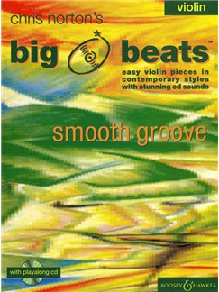 Smooth Groove (Big Beats) Books | Violin