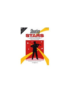 Katherine And Hugh Colledge: Shooting Stars - Violin (Book And CD) Books and CDs | Violin