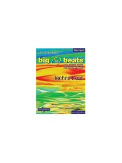 Techno Treat (Big Beats) Books | Trumpet
