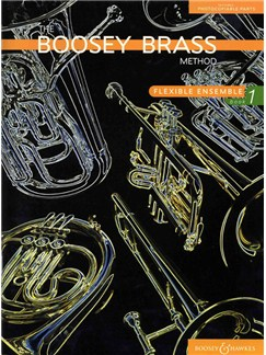 Boosey Brass Flexible Ensemble 1 Books | Brass Ensemble