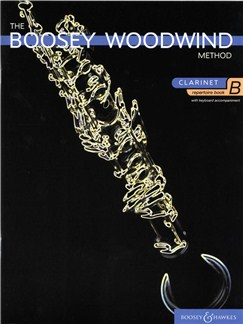 Boosey Clarinet Repertoire B Books | Clarinet, Piano Accompaniment
