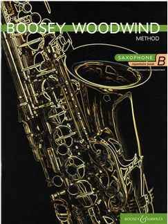 Boosey Saxophone Repertoire B Books | Alto Saxophone, Piano Accompaniment