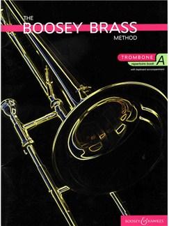 Boosey Trombone Repertoire A Books   Trombone, Piano Accompaniment