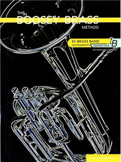 Boosey E flat Brass Band Instruments Repertoire B Books | Piano Accompaniment