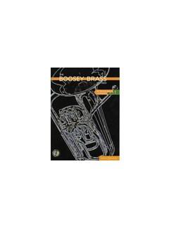 Boosey Brass Method B Flat Band Instr 1 Bk/Cd Books | Trumpet, Euphonium, Cornet, Flugelhorn