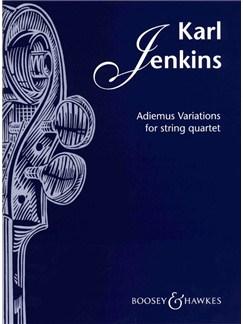 Karl Jenkins: Adiemus Variations Books | String Quartet