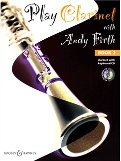 Play Clarinet With Andy Firth - Book 2 Books and CDs | Clarinet, Piano Accompaniment