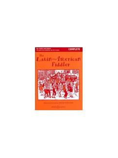 The Latin American Fiddler (Violin/Piano) Books | Violin, Piano Accompaniment