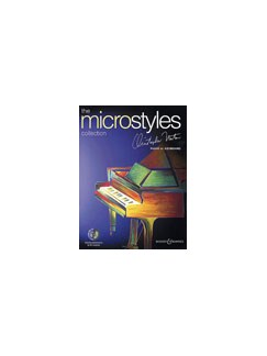 Christopher Norton: The Microstyles Collection (Piano/Keyboard) Books | Piano or Keyboard
