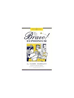 Bravo Euphonium Books | Euphonium, Piano Accompaniment