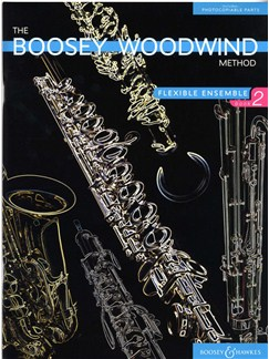 Boosey Woodwind Flexible Ensemble 2 Books | Wind Ensemble
