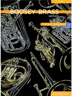 Boosey Brass Flexible Ensemble 2 Books | Brass Ensemble
