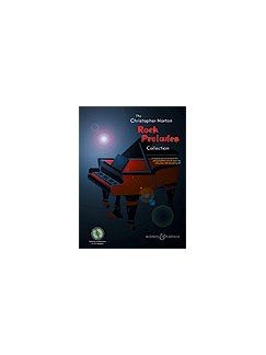 Christopher Norton: Rock Preludes Collection Books and CDs | Piano