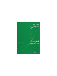 Karl Jenkins: The Essential Organ Album Books | Organ