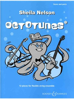 Sheila M. Nelson: Octotunes Books | String Ensemble